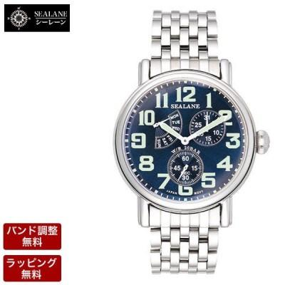 シーレーン 腕時計 SEALANE SEA LANE メンズ クオーツ SE14-MBL