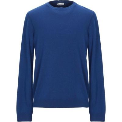ヴァレンティノ VALENTINO メンズ ニット・セーター トップス cashmere blend Blue
