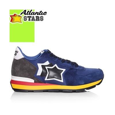 アトランティックスターズ アンタレス メンズ スニーカー ブランド 定番 人気 おしゃれ ネイビー Atlantic STARS ANTARES NN-89B