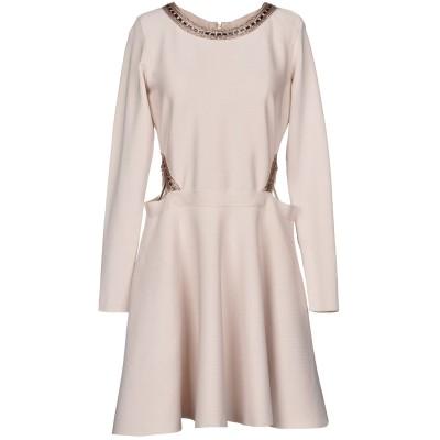 MARCIANO ミニワンピース&ドレス ライトピンク L レーヨン 85% / ナイロン 13% / ポリウレタン 2% ミニワンピース&ドレス