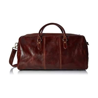 Chicca Tutto Moda Unisex Adults' CBC18788GF22Messenger Bag Brown Brown (MARRONE MARRONE) 並行輸入品