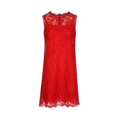 ドルチェ&ガッバーナ レディース ワンピース トップス Dolce & Gabbana Lace Sleeveless Dress -