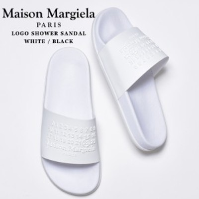 メゾンマルジェラ サンダル メンズ おしゃれ ブランド Maison Margiela シャワーサンダル 送料無料 スポーツ スライドサンダル カレンダ