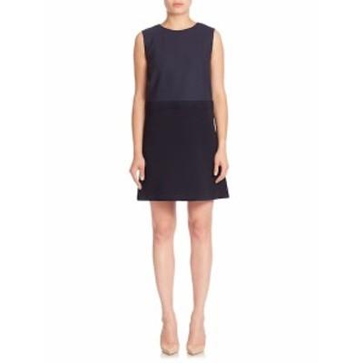 ラファイエット148ニューヨーク レディース ワンピース Luxe Italian Double Face Vilma Dress