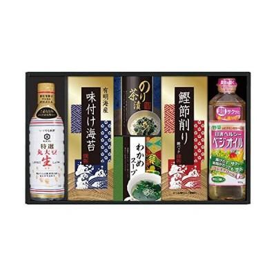 人気★キッコーマン生しょうゆ&和食詰合せ 20-7665-045