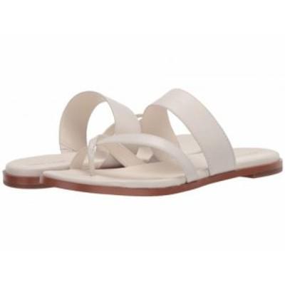 Cole Haan コールハーン レディース 女性用 シューズ 靴 サンダル Felicia Thong Ivory Leather【送料無料】