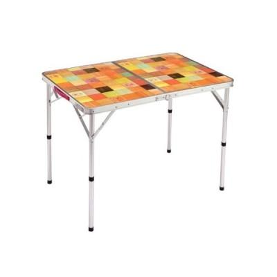 ナチュラルモザイク リビングテーブル 90プラス