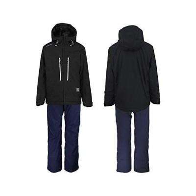 ONYONE(オンヨネ)スキーウェア メンズ MENS SUIT メンズスーツ 上下セット ONS93521 009699BLKxNVY O