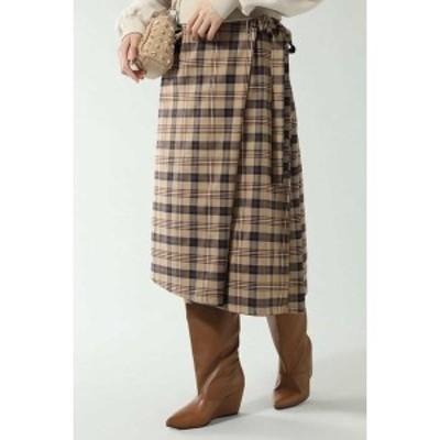 ローズバッド(ROSE BUD)/サイドリボンスカート