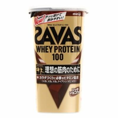ザバス(SAVAS)ザバス ホエイプロテイン100 リッチショコラ味 2630562 294g 約14食入(Men's、Lad…