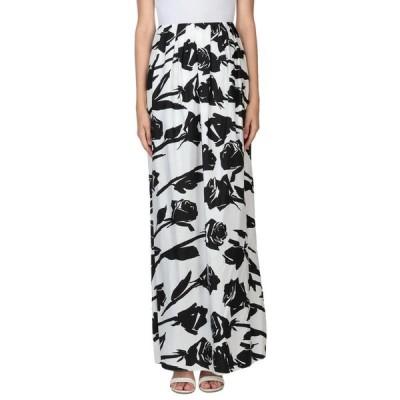 BLUMARINE ロングスカート  レディースファッション  ボトムス  スカート  ロング、マキシ丈スカート ブラック