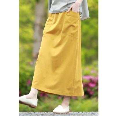 Pao de lo / 【WEBサイズ別注】スワイースワイ天竺スカート