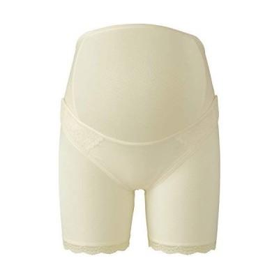 WACOAL MATERNITY 妊婦帯 パンツタイプ 産前 [ 1枚で着用できる ] ロング丈 M CR/クリーム MGP183