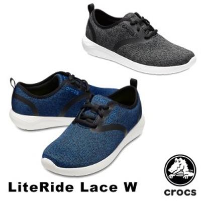 【送料無料】クロックス(CROCS) ライトライド レース ウィメン(literide lace w) レディース スニーカー【女性用】[AA]【31】
