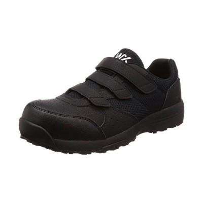 [アシックス商事 テクシーワークス] 安全靴 プロテクティブスニーカー WX-0002 ブラック 26 cm 3E