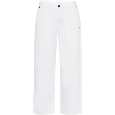 ザ ロウ The Row レディース ジーンズ・デニム ボトムス・パンツ Hester High-Rise Straight Jeans White