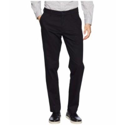 ドッカーズ メンズ カジュアルパンツ ボトムス Athletic Fit Signature Khaki Lux Cotton Stretch Pants - Creaseless Black