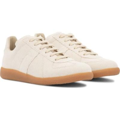 メゾン マルジェラ Maison Margiela レディース スニーカー シューズ・靴 Replica linen sneakers