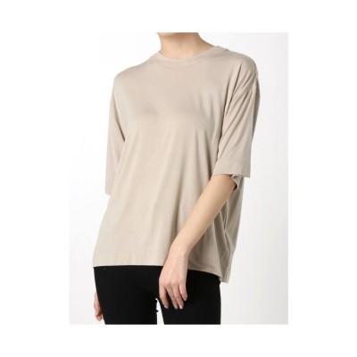 MURUA ベーシックTシャツ ベージュ