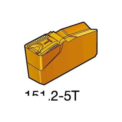 あすつく対応 「直送」 サンドビック [N151.24008405T] サンドビック T−Max Q−カット 突切り・溝入れチップ 1125 (10入) ポイント5倍