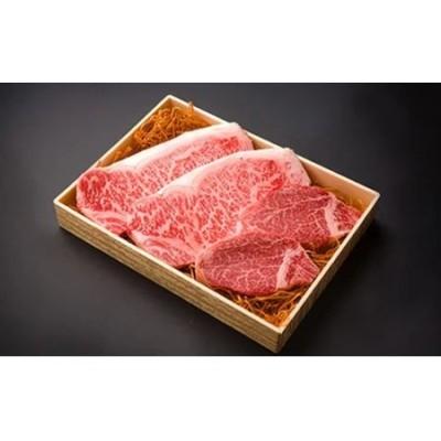 おおいた豊後牛サーロイン・ヒレステーキ 各2枚セット<64-D9002>