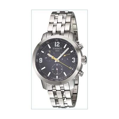 Tissot Men's T0554171105700 PRC200 Analog Display Quartz Silver Watch並行輸入品