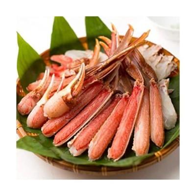 OWARI 蟹セット ズワイガニ バルダイ種 カット済み 冷凍 加熱用 1kg 焼き蟹 カニ鍋 かにしゃぶに