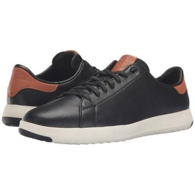 コールハーン スニーカー シューズ メンズ Grandpro Tennis Black/British Tan
