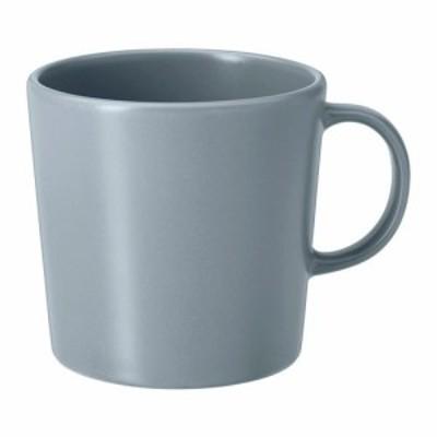 IKEA イケア DINERA マグ グレーブルー 青 マグカップ n40424021