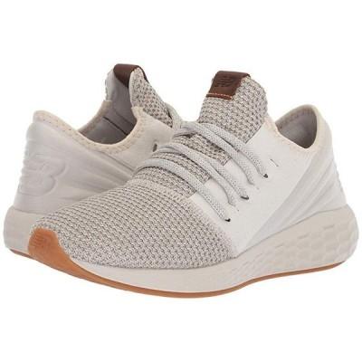 ニューバランス Fresh Foam Cruz v2 Decon メンズ スニーカー 靴 シューズ Moonbeam/Stone Grey