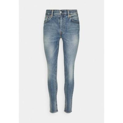リーバイス デニムパンツ メンズ ボトムス SKINNY TAPER - Jeans Skinny Fit - med indigo