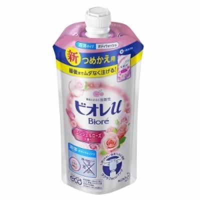 ビオレu エンジェルローズの香り つめかえ用 340ml 【化粧品】