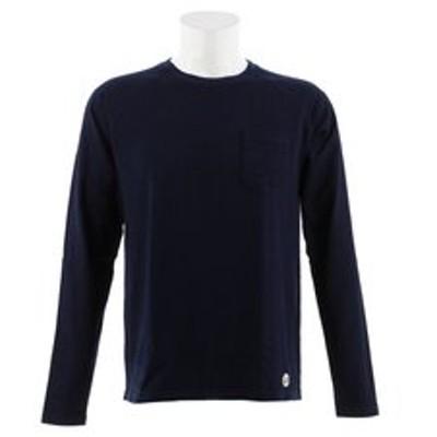 Tシャツ メンズ 長袖 ヘビーウェイト インディゴ TLHWSLPIDG-18SRL NVY オンライン価格