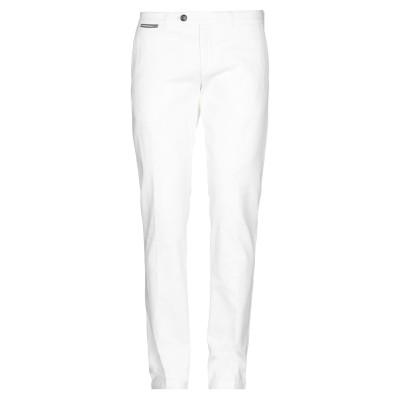 イレブンティ ELEVENTY パンツ ホワイト 31 コットン 98% / ナイロン 2% パンツ