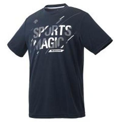 デサント(セール)DESCENTE(デサント)バレーボール 半袖プラクティスシャツ 半袖プラクティスシャツ DVUPJA52 NVSV NVSV