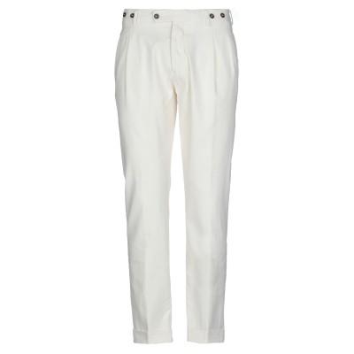 ベルウィッチ BERWICH パンツ ホワイト 50 コットン 67% / リネン 31% / ポリウレタン 2% パンツ