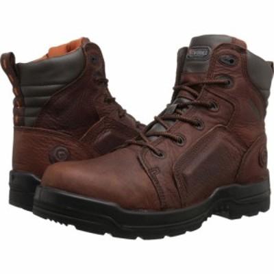 ロックポート Rockport Works メンズ ブーツ シューズ・靴 More Energy RK6640 Brown