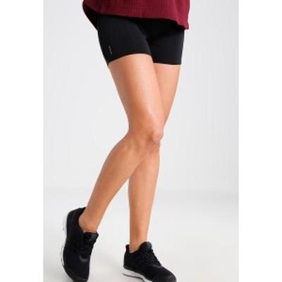 アディダス レディース カジュアルパンツ ボトムス RESPONSE - Sports shorts - black black