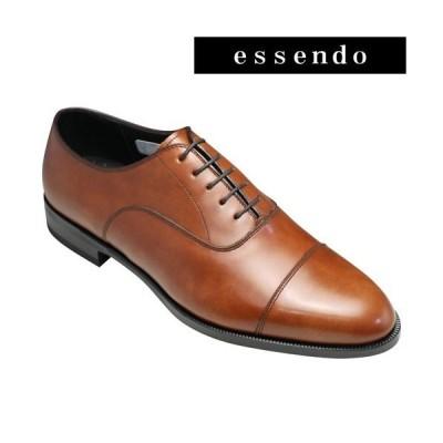 REGAL(リーガル)/牛革ビジネスシューズ(ストレートチップ)3E/11KR(ブラウン)/シンプルなベーシックモデル/メンズ 靴