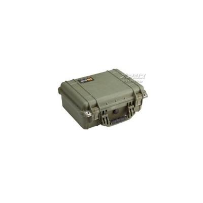 ミディアムケース(ミリタリーケース・プロテクターケース) 406×330×174mm オリーブドラブ 1450OD PELICAN PRODUCTS