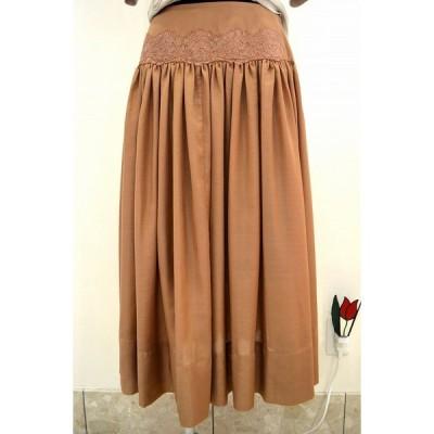 さえら ナパータメロエ スカート Mサイズ 送料無料 代引き手数料無料