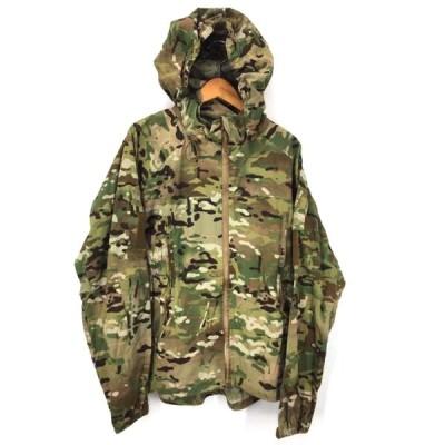 ユーズドフルギ USED古着 PCU LEVEL5 Soft shell jacket ミリタリージャケット メンズ M 中古 210326