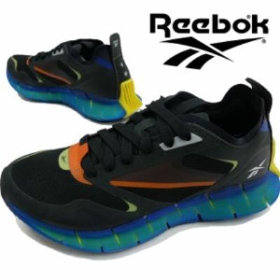 送料無料 レディース スニーカー ランニングシューズ ローカット 人気 流行 Reebok FW5299 リーボック ジグキネティカ ホライゾン 靴 ブ