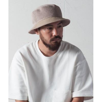 Ray's Store / Knit Bucket Hat/ ニットバケットハット MEN 帽子 > ハット