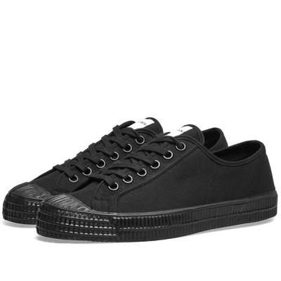 ノベスタ Novesta メンズ スニーカー シューズ・靴 Star Master All Black