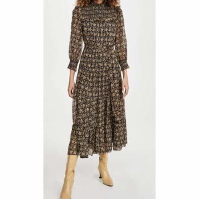ライクリー LIKELY レディース ワンピース ワンピース・ドレス Noreena Dress Black/Yellow Multi