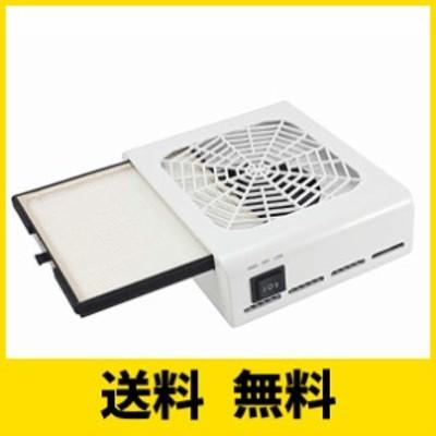 ダストコレクター ネイルダストコレクター ネイルダストクリーナー ネイルダスト集塵機 ネイル集塵機 110V 40Wネイリストのダスト対