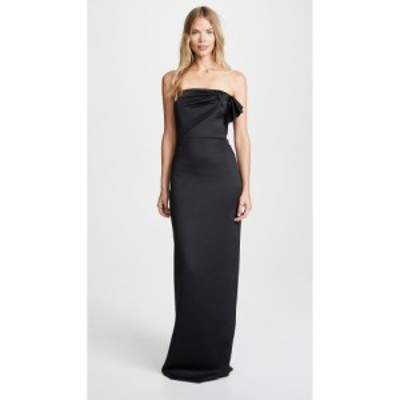 ブラックハロー Black Halo レディース パーティードレス ワンピース・ドレス Divina Gown Black