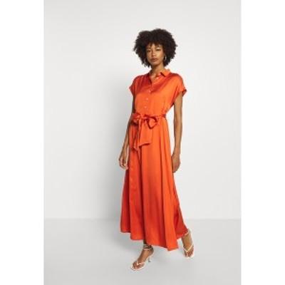 パートトゥー レディース ワンピース トップス DITA - Maxi dress - orange sunset orange sunset