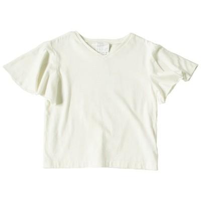 SWAPMEETMARKET スワップミートマーケット VネックTシャツ WH 2262413